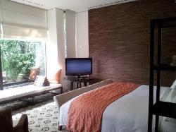 Spa Cottage Bedroom