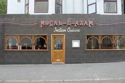 mogal-e-azam indian restaurant