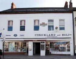 Strickland & Holt