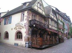 Hotel Restaurant Au Cerf
