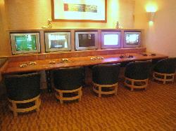 Games room - consoles