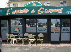 L'Arrivee de Giverny