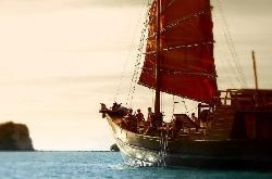 Chantara, Junk Boat