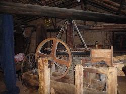 Caminho dos Acores sugar cane mill