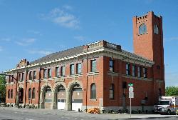 Calgary Fire Hall #2