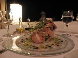 Melenos Lindos Restaurant
