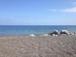 fantastisk strand!