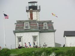 Rose Island Lightouse