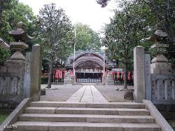 Mizuinari Shrine