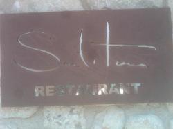 Santi Taura Restaurante