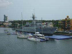 The Pohang warship