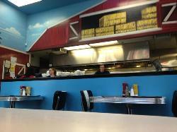 Moo Moo's Burger Barn