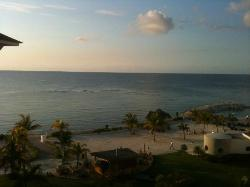view from our room 5248