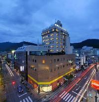 Amami Sun Plaza Hotel