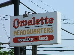 ‪Omelette Headquarters‬