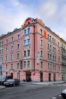 布拉格卡魯索酒店