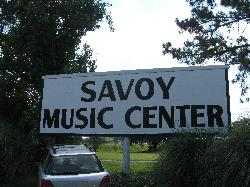 Savoy Music Center