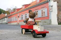 Тартуский музей игрушек