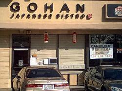 Gohan Japanese Bistro