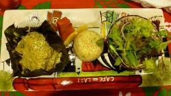 Stuffed tuna ($33)