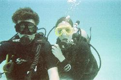 Getting scuba certified in Playa del Carmen with Dive Balam.