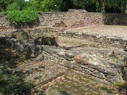 Ausgrabungen Bäderanlage