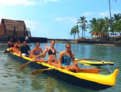 Historical Hawaiian Outrigger Tours