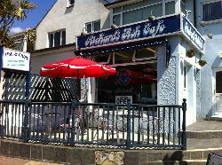 ‪Richard's Fish Cafe‬