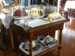 Annie's Victorian tea rooms