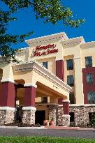 Hampton Inn and Suites Tulsa Central