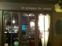 La Grappe de raisin