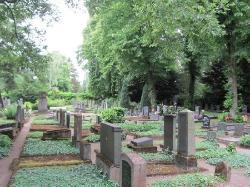 Neues Judische friedhof Trier
