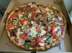 Bite Me Organic Pizza