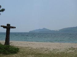 Amano Hashidate Beach