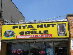 Pita Hut Grille