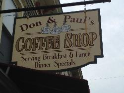 Don & Pauls Coffee Shop