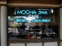 Mocha Java Cafe