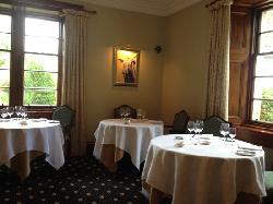 Blackaddie dining room