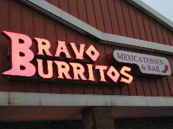 Bravo Burrito