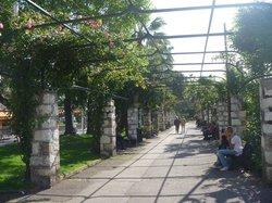 Le Jardin Albert 1er