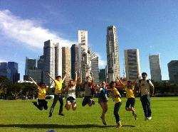Singapore Footprints
