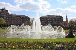 Rosengarten Mannheim