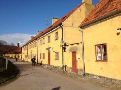 Landskrona citadell och Graen