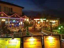Woodmans restaurant