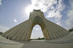 ‪Azadi Tower‬