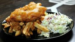 Bare Bones Fish and Chips