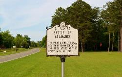 ‪Alamance Battleground State Historic Site‬