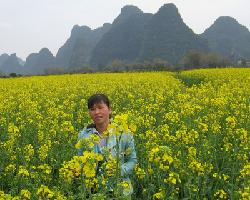 Yangshuo Private One-day Tour Guide Feng