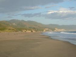Limantour Beach