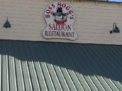 Boss Hogg's Restaurant & Saloon